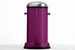 Vipp Toilet Brush : Toilet brush purple cut by vipp stylepark