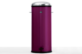 Pedal Bin 30L Purple Cut  by  Vipp