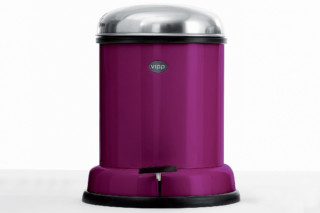 Pedal Bin 4L Purple Cut  by  Vipp