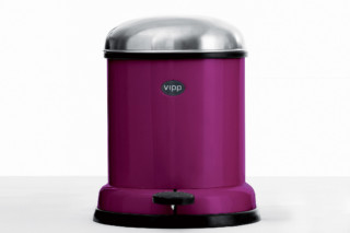 Pedal Bin 8L Purple Cut  by  Vipp