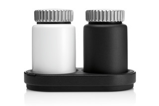 Salt and Pepper caster  by  Vipp
