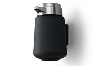 Wallmounted soapdispenser  by  Vipp