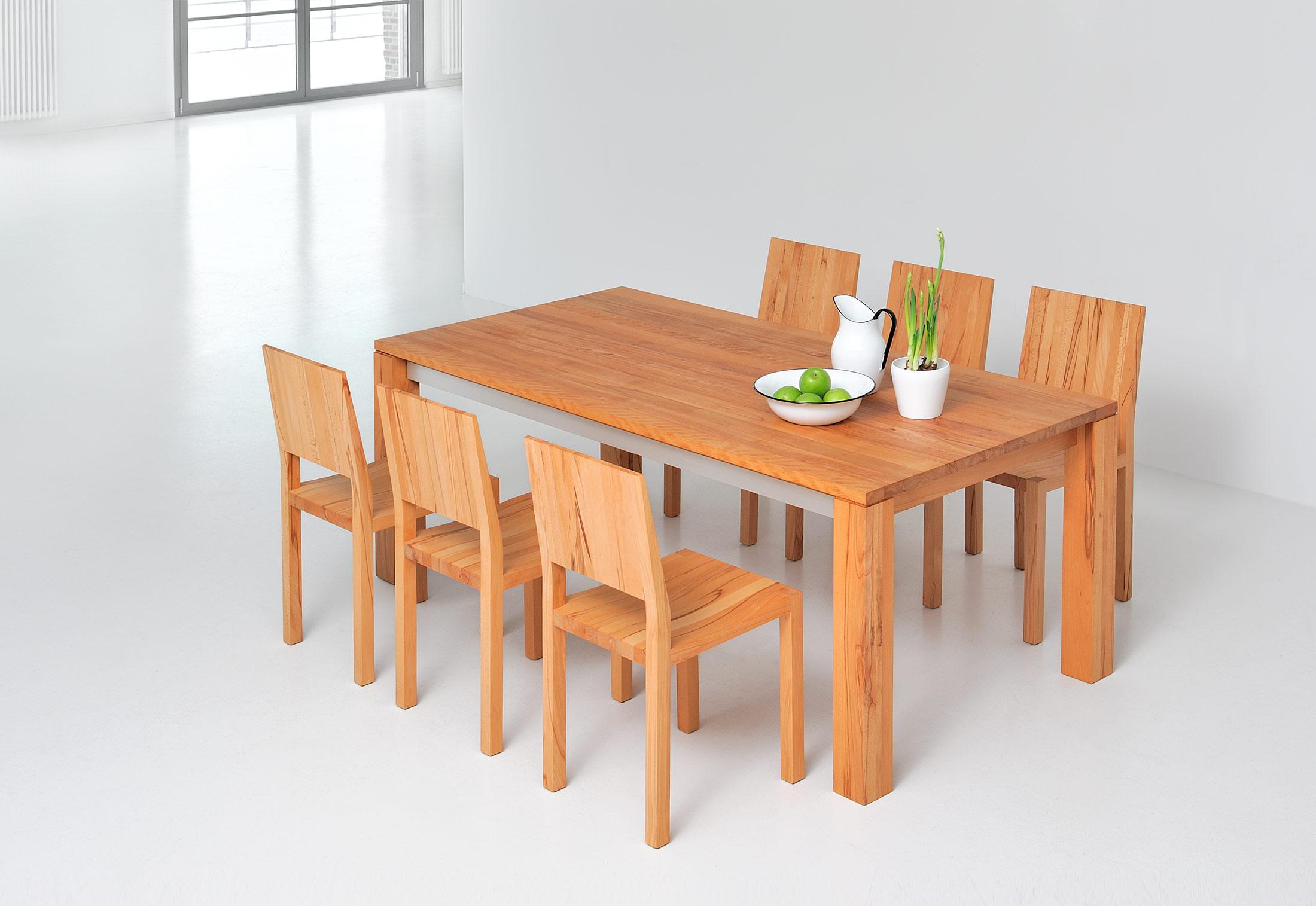 Amber tisch von vitamin design stylepark for Tisch go vitamin design