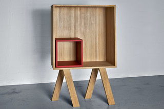 Go Shelve square  by  vitamin design