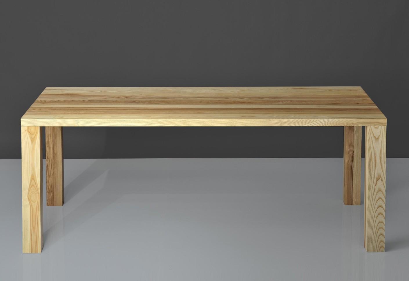 Iustus tisch von vitamin design stylepark for Tisch go vitamin design