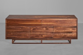 Linea sideboard with stand  by  vitamin design