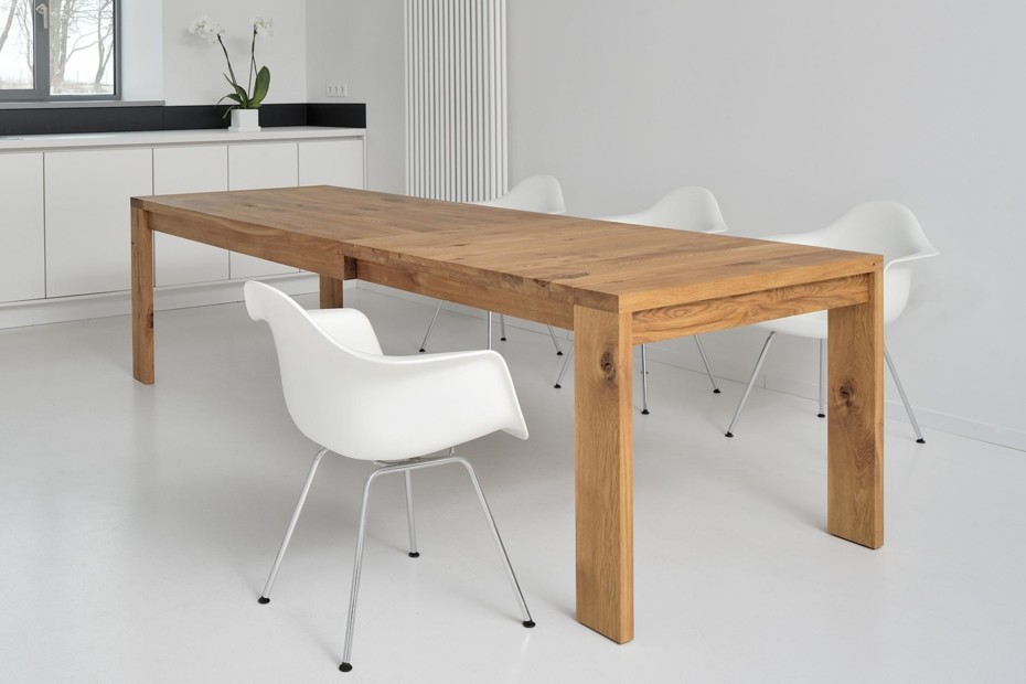 Lungo table by vitamin design stylepark for Tisch lungo vitamin design