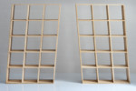 Pisa shelf rectangular  by  vitamin design