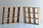 Pisa shelf square  by  vitamin design