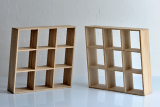 Pisa shelf square  by  vitamin design