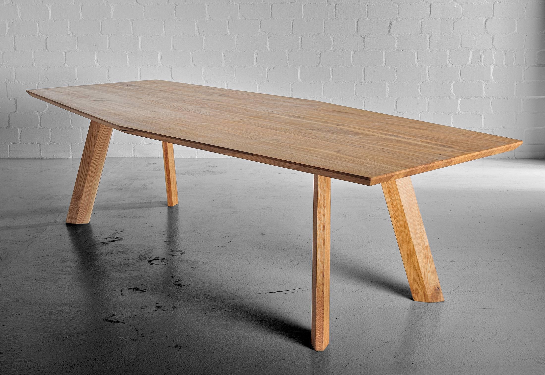 Rhombi tisch von vitamin design stylepark for Tisch vitamin design