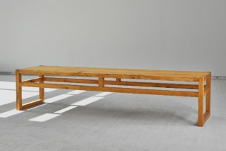 Sena bench  by  vitamin design