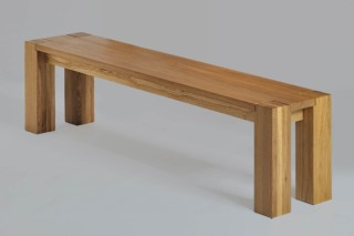 Taurus bench  by  vitamin design