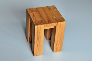 Taurus stool  by  vitamin design