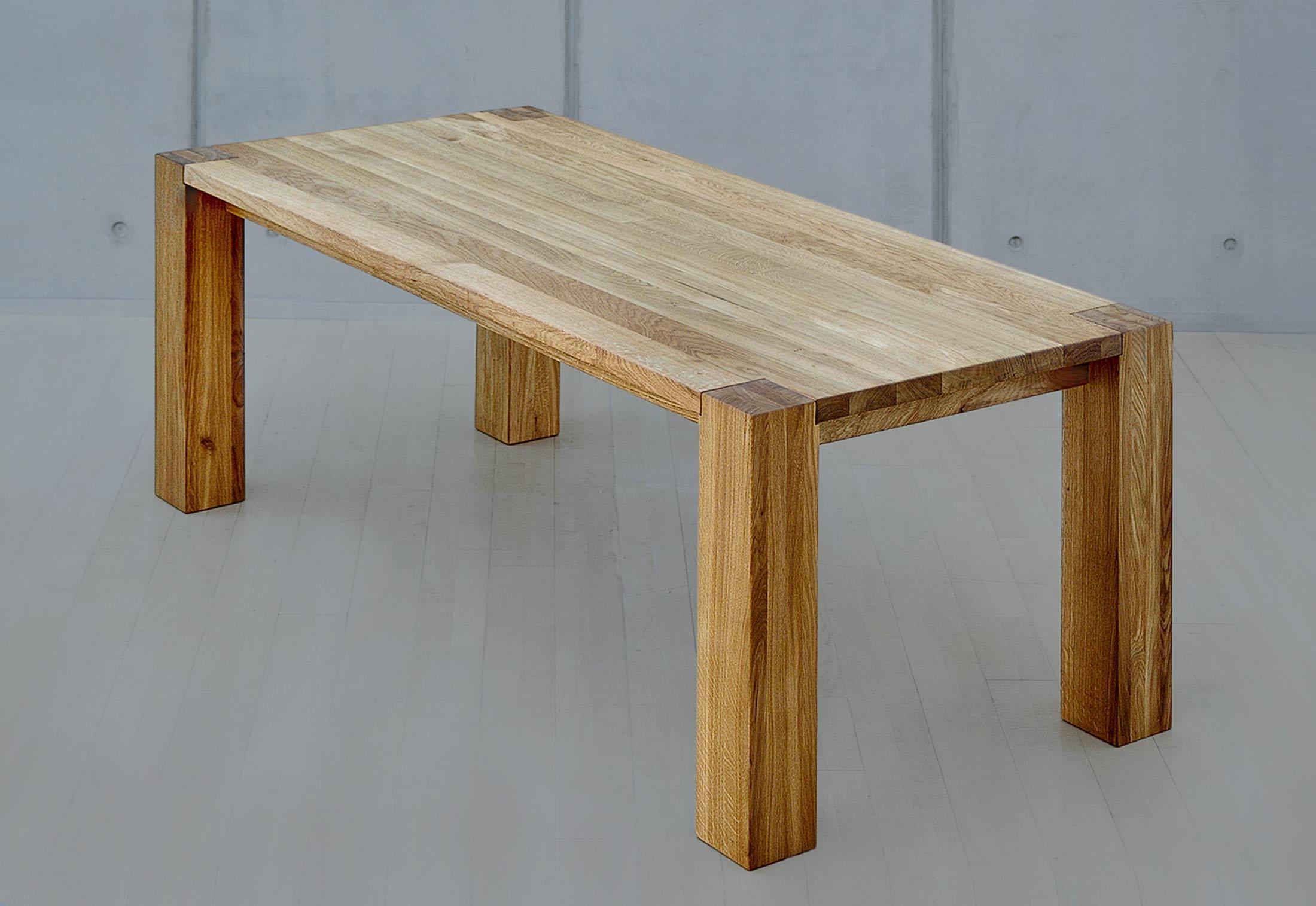 Taurus tisch von vitamin design stylepark for Vitamin design tisch forte