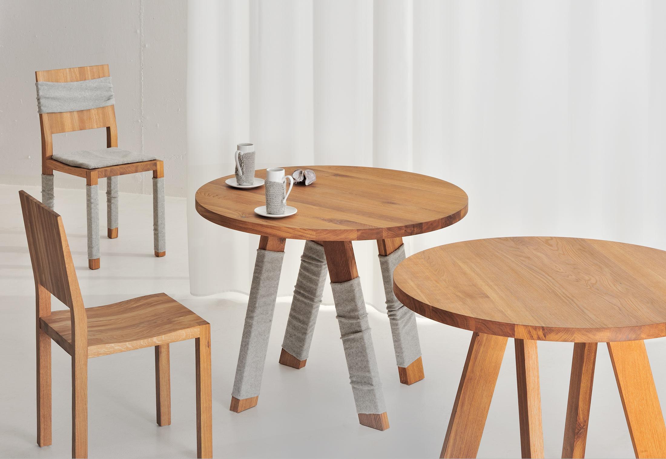 Zirkel tisch von vitamin design stylepark for Tisch vitamin design