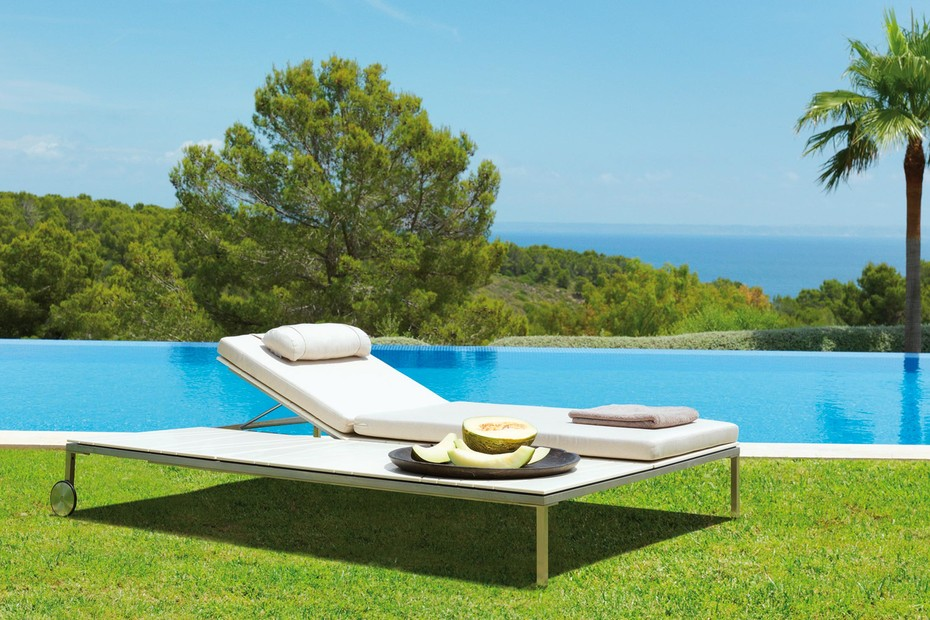 Bandoline Relax Double Sunlounger