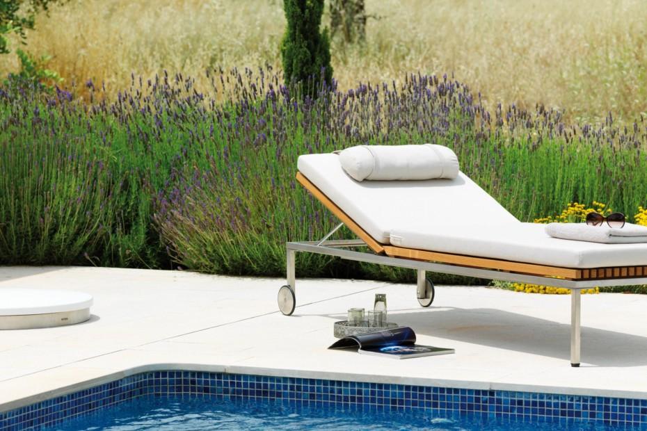 Home Relax Sunlounger