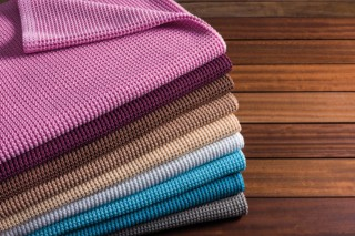 Knitted Blanket  by  VITEO