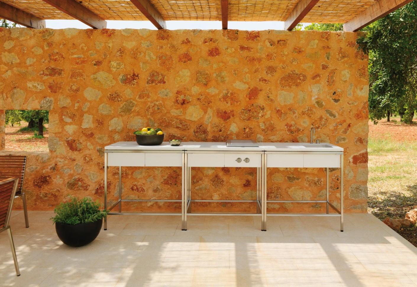 outdoor kitchen sink modul outdoor kitchen sink Outdoor Kitchen sink modul
