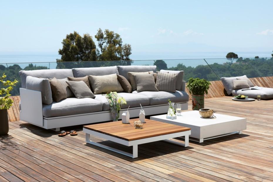 Pure Lounge concrete table