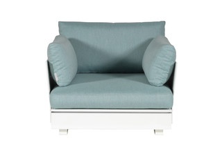 Pure Lounge easy chair module  by  VITEO