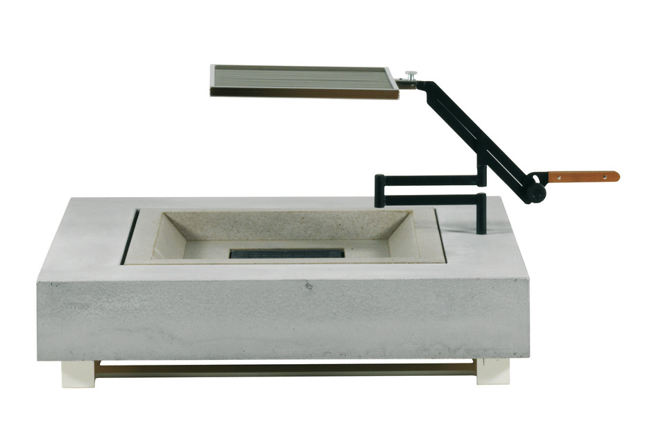 Pure Lounge fire table