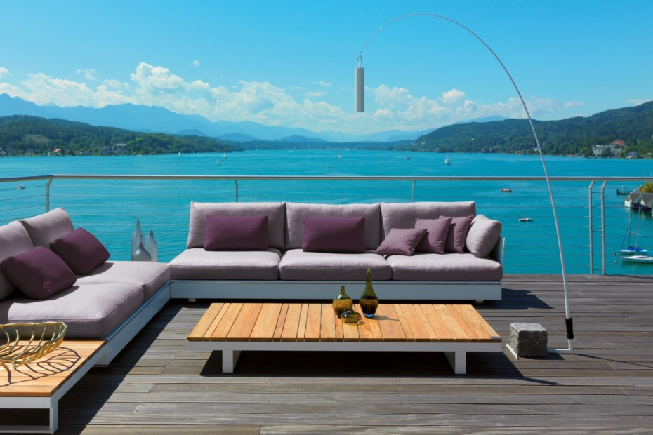 Pure Lounge Holzmodul