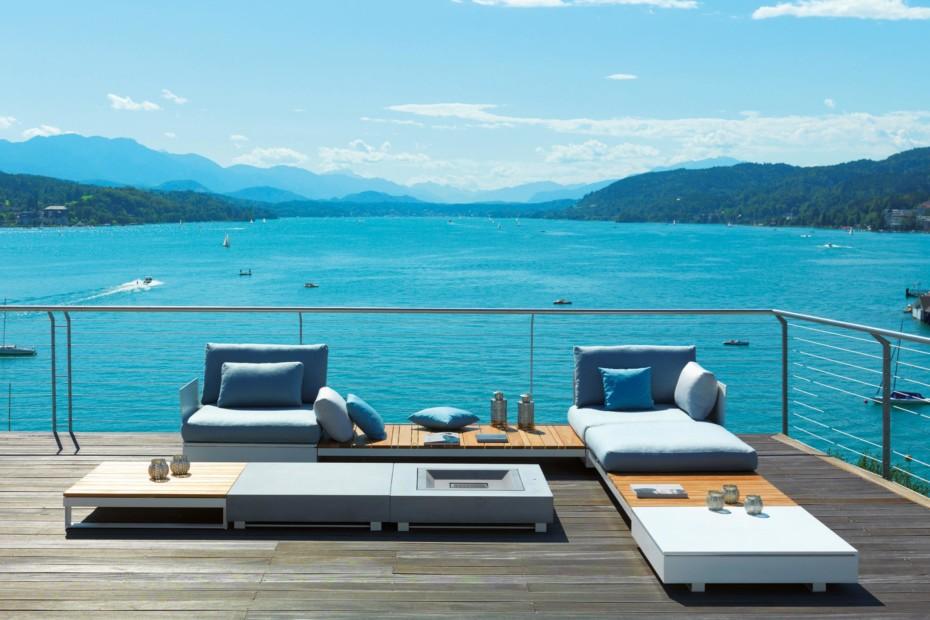 Pure Lounge Sofamodul