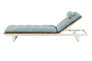 Pure Relax Sunlounger  by  VITEO