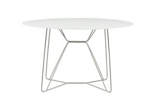Slim Dining Table round  by  VITEO