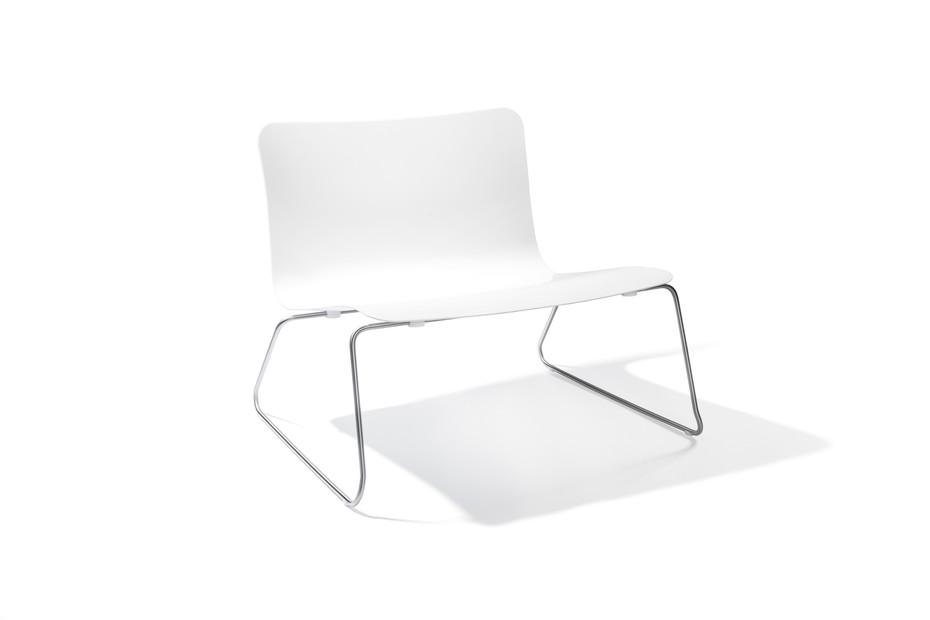 Slim Lounge Chair
