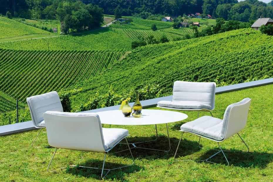 Slim Lounge Table
