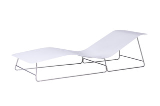 Slim Relax Sunlounger  by  VITEO