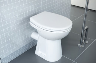 Conforma Stand-WC  by  VitrA Bathroom