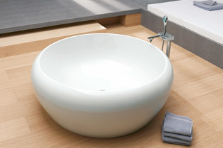 Istanbul freistehende runde Badewanne  von  VitrA Bathroom