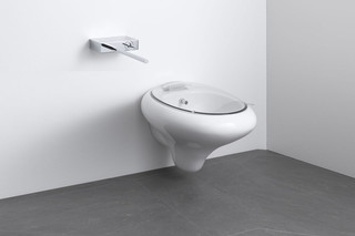 Istanbul wall-hung bidet  by  VitrA Bathroom