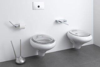 Istanbul wall-hung WC pan  by  VitrA Bathroom