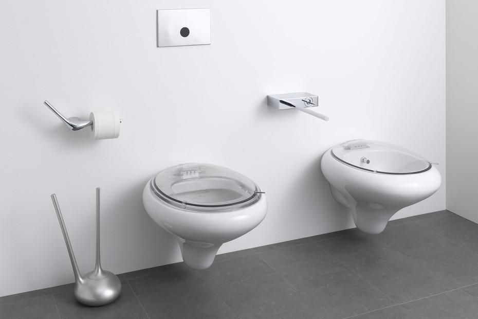 Istanbul wall-hung WC pan