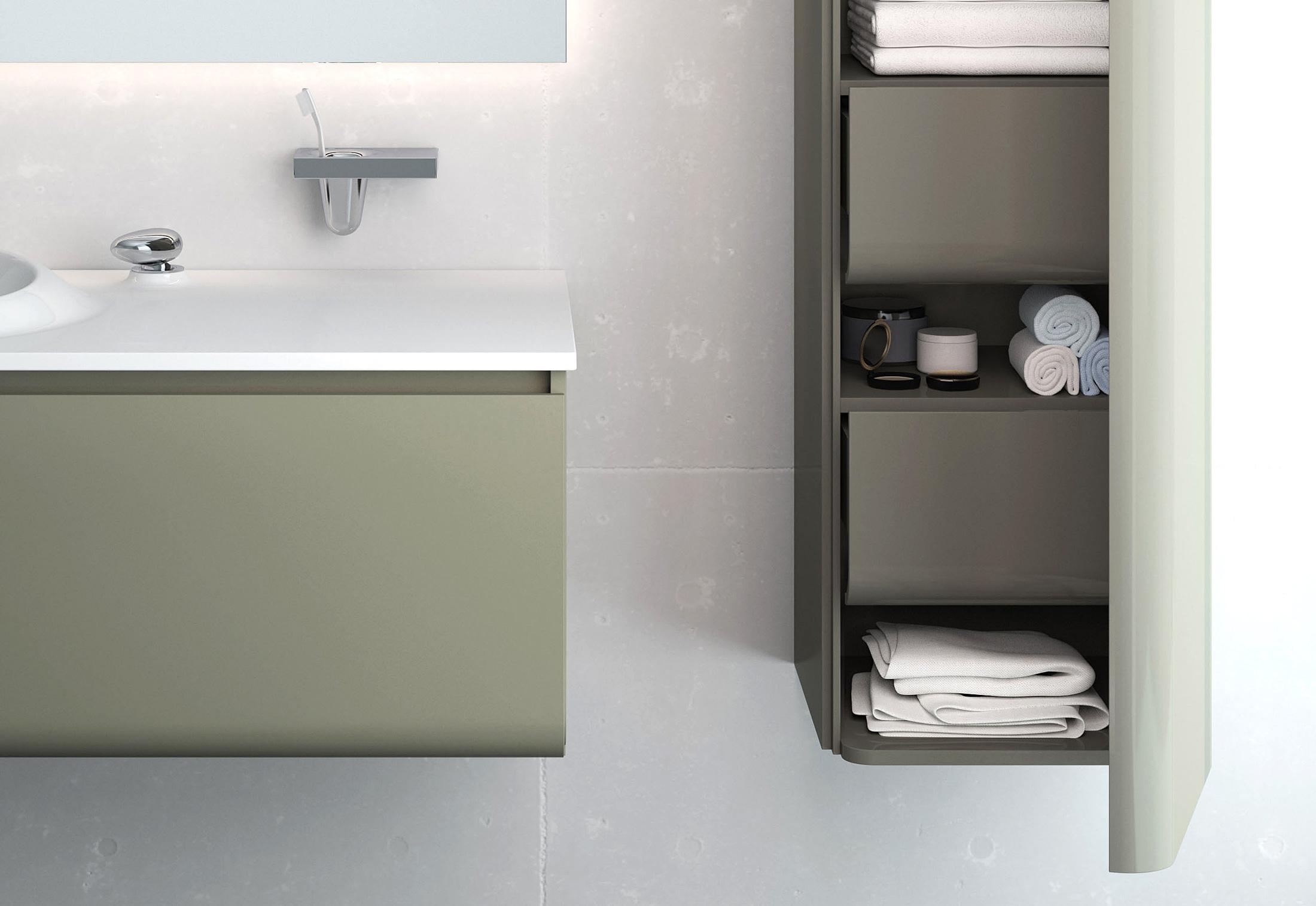 Istanbul washing basin table by VitrA Bathroom | STYLEPARK