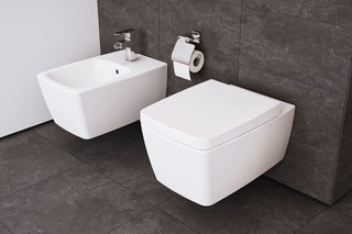 Metropole Wall mounted bidet  by  VitrA Bathroom