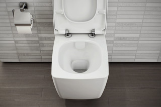 Metropole Wall-mounted WC VitrAflush  by  VitrA Bathroom