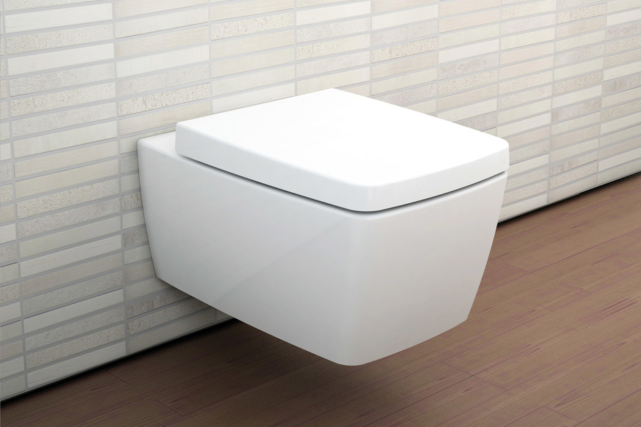 Metropole Wall-mounted WC VitrAflush
