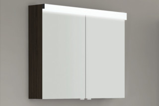 Metropolitain mirrored bathroom cabinet  by  VitrA Bathroom