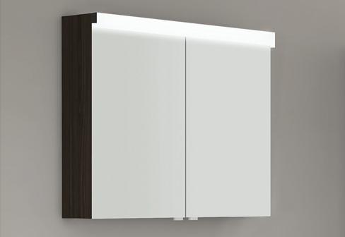 metropolitain mirrored bathroom cabinet by vitra bathroom stylepark