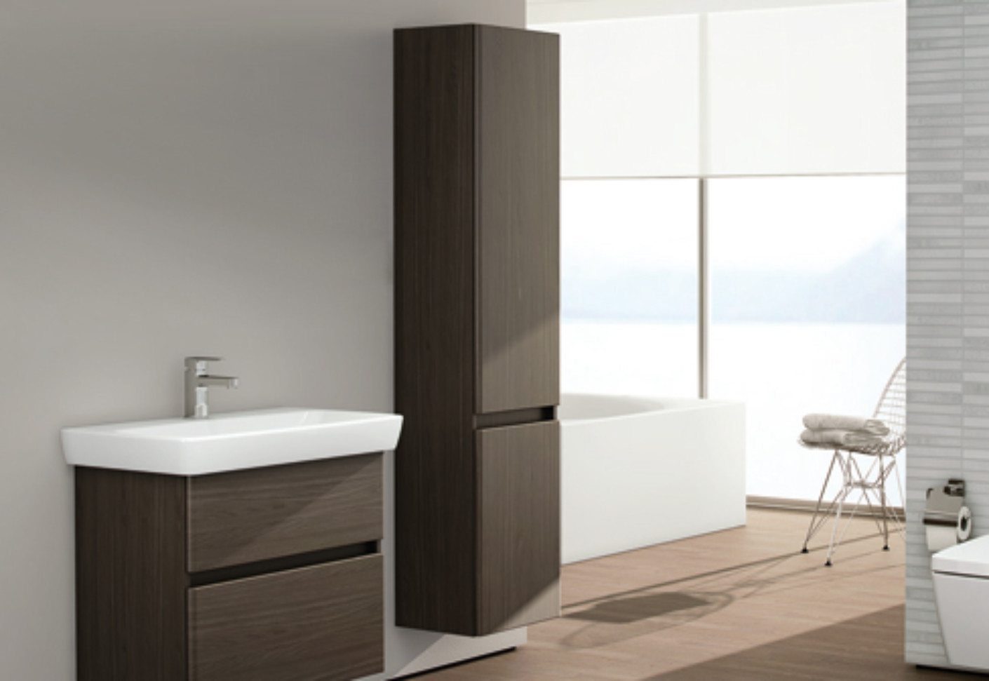 Metropolitain Tall Cupboard By Vitra Bathroom Stylepark