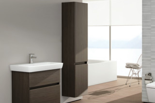 Metropolitain tall cupboard  by  VitrA Bathroom