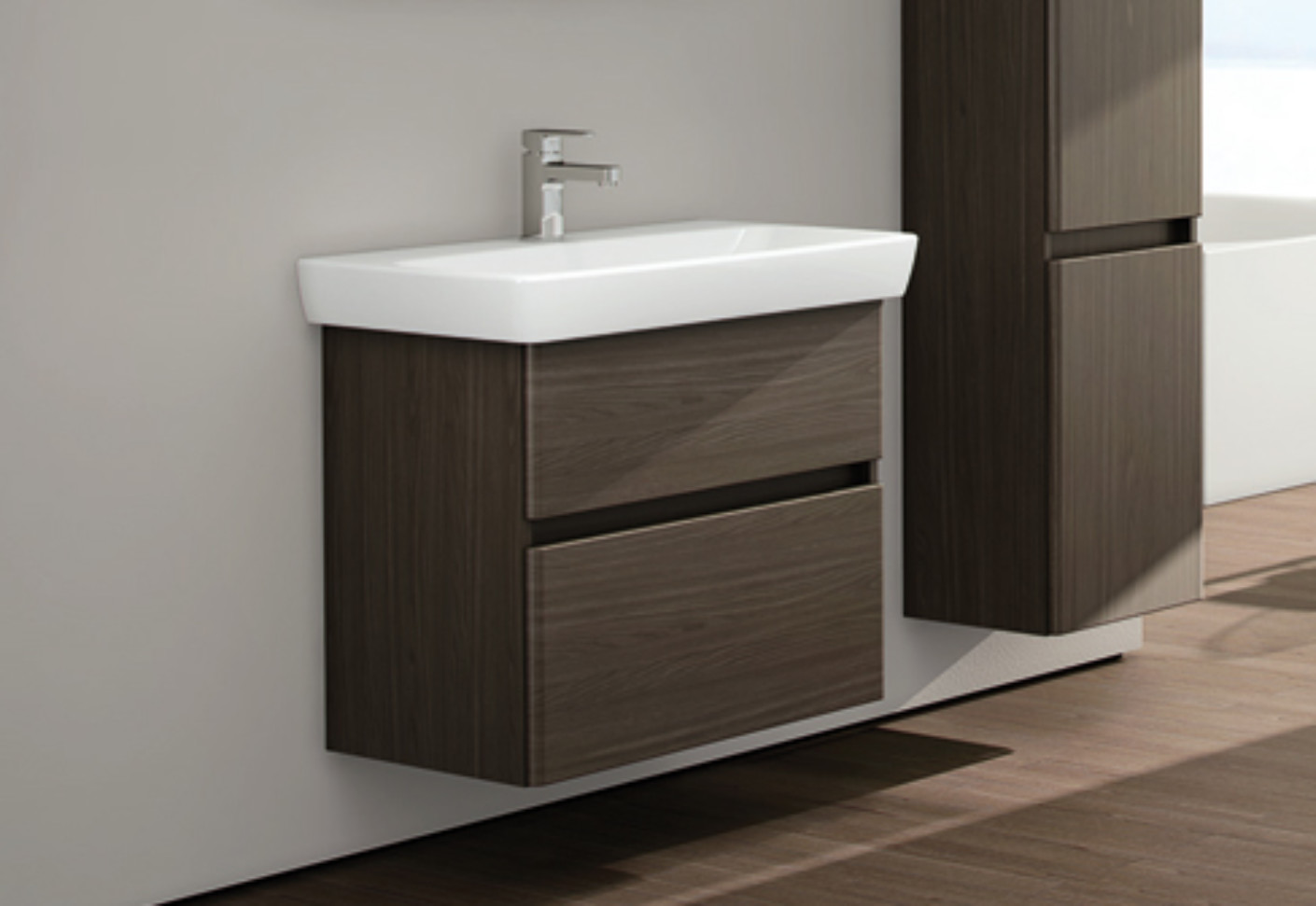 Metropolitain Vanity Unit By Vitra Bathroom Stylepark