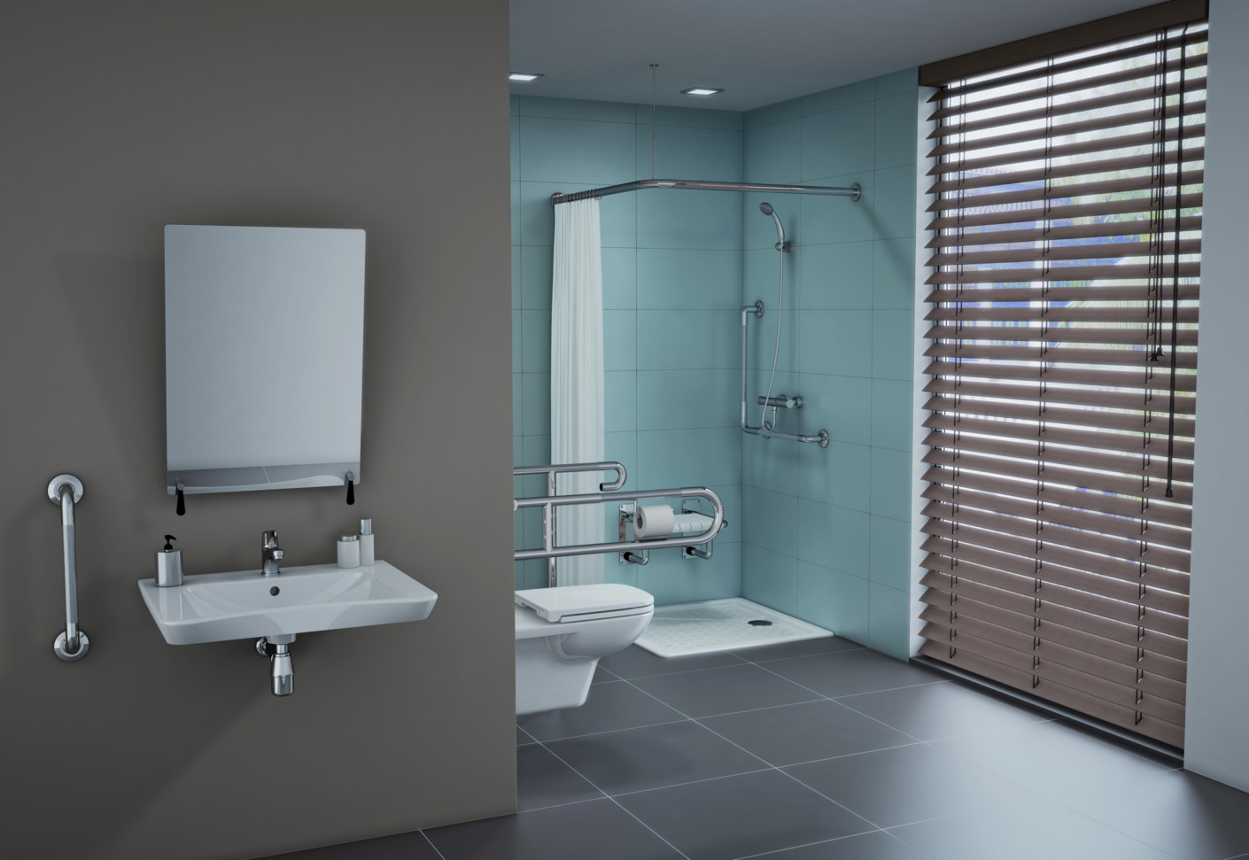 S20 Barrier Free By Vitra Bathroom Stylepark