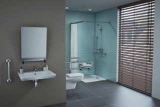 S20 Barrier Free  by  VitrA Bathroom